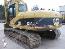 Caterpillar 320CL Used Caterpillar CAT 320CL Tracked Excavator