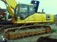 Komatsu PC450LC-7 Used Komatsu PC 450-7 Excavator Komatsu 400-6 400-7 Excavator