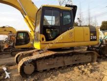 Komatsu PC210LC-7 Used KOMATSU PC210-7 Excavator