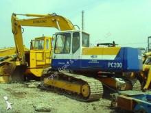 Komatsu PC200-6 Used KOMATSU PC200-5 Excavator