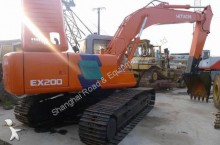 Hitachi Used HITACHI EX200-2 Excavator