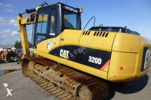 Caterpillar 320D Used CAT 320D Excavator