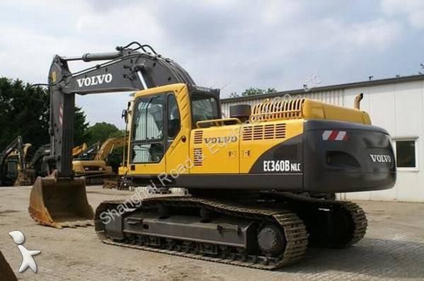 Escavatore cingolato Volvo EC360 BLC Used VOLVO EC360BLC ...