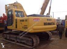 Komatsu PC200-6 Used KOMATSU PC200-6 PC220-6 Excavator