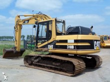 Caterpillar 318BL Used CAT 318BL Excavator 320B
