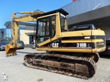 Caterpillar 318BL USED CAT CATERPILLAR 318 BL Digger