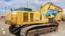 Komatsu PC600-6 Used KOMATSU PC600LC-6 Excavator