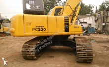 Komatsu PC210LC-6 Used KOMATSU PC220-6 Excavator Digger