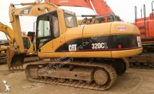 Caterpillar 320CL Used CAT 320 C L Excavator
