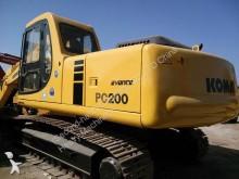 Komatsu PC200-6 Used Excavator KOMATSU PC200-6