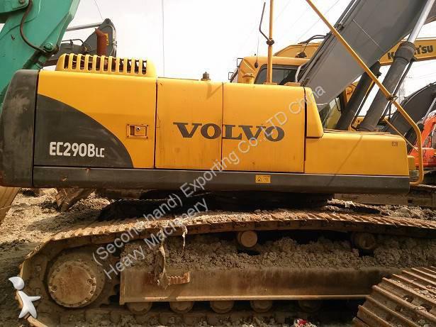 Voir les photos Pelle Volvo Used VOLVO Excavator EC290 EC210 EC240