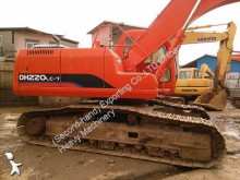 Doosan DH220 LC Used Doosan Excavator 220-7