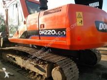 Doosan DH220 LC Used DOOSAN DH220LC-7 Excavator