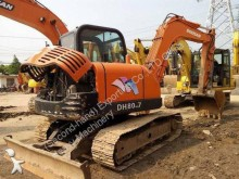 Doosan DX80 R Used Mini Excavator DOOSAN DH80-7