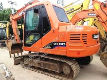 Doosan DX80 R Used DOOSAN DX80 Mini Excavator