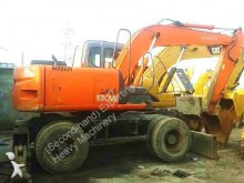 Hitachi ZX130W Used HITACHI ZX130W Wheel Excavator