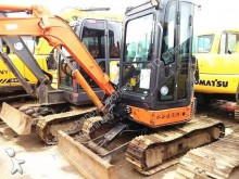 Hitachi ZX35 Used Mini Excavator HITACHI ZX35