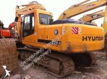 Hyundai R220 LC-9SH Used HYUNDAI 225-7 Tracked Excavator