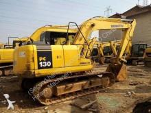 Komatsu PC130-7 Used Tracked Excavator Komatsu PC130-7