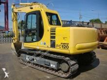 Komatsu PC120 Used Komatsu PC120-6 Excavator Rubber Track