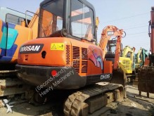 mini-escavadora Doosan