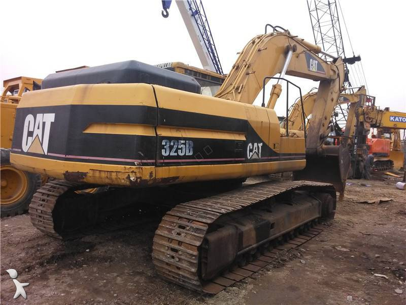 Voir les photos Pelle Caterpillar 325B