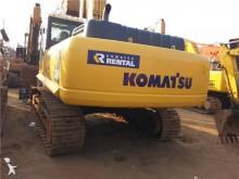 excavadora de cadenas Komatsu