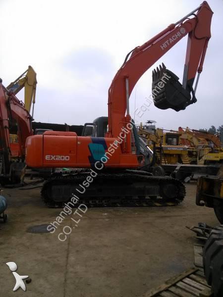 Bekijk foto's Graafmachine Hitachi EX200-2