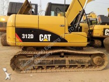 Caterpillar 312D Used CAT 312D Excavator