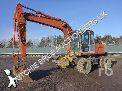 View images Fiat-Hitachi FH130W3 excavator