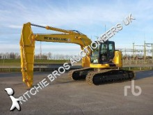 View images New Holland E260CSR excavator