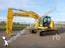 excavator New Holland E230CSR