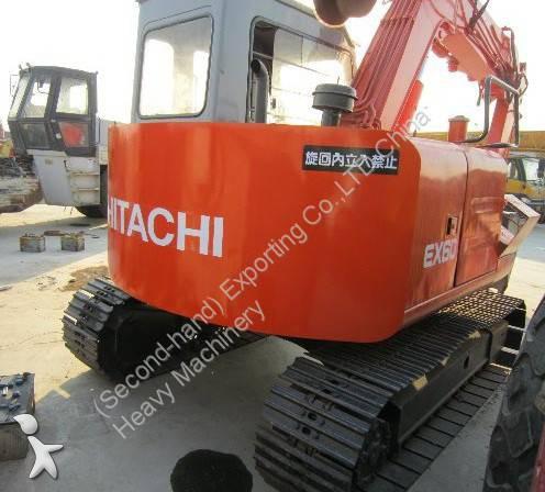 二手Hitachi 履带式挖掘机