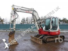 View images Takeuchi TB180FR excavator