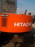 mini-escavadora Hitachi
