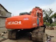 Hitachi EX200-2 USED HITACHI EX200-2 EXCAVATOR EX200-3