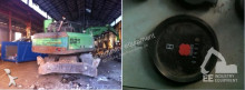 escavadora sobre pneus Sennebogen