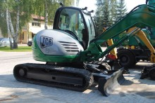 JCB 8080 zielona