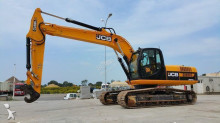 excavadora de cadenas JCB