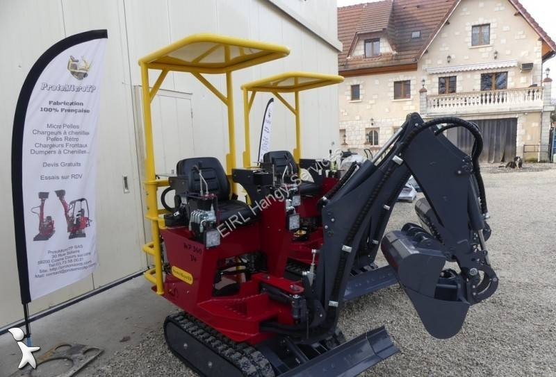 Excavator ProtoMicro TP Mygale 800 Version Pro