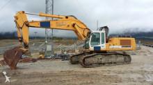 excavadora de cadenas Liebherr