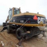 excavadora de ruedas Caterpillar