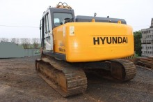 koparka gąsienicowa Hyundai