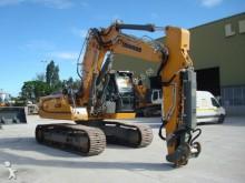Liebherr track excavator