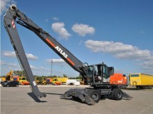 Atlas 350 MH MATERIAL HANDLER ATLAS MH350 NEW!