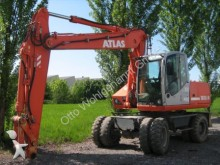 Atlas wheel excavator