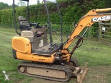 mini-escavadora Case
