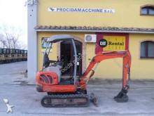 miniexcavadora Fiat Kobelco