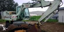 excavadora de ruedas Case-Poclain