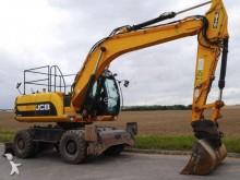 excavadora de ruedas JCB